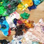 colori acrilici utilizzati 1 150x150 - Magneti artistici colorati