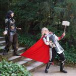 cosplay  Loki e Thor Copia 150x150 - Costume cosplay realizzato con i magneti