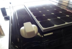 603 300x206 - Fissaggio magnetico di un pannello solare sul tetto