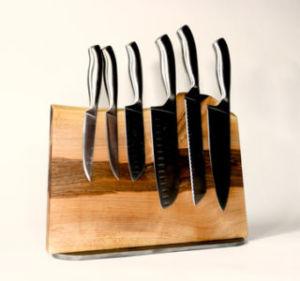 Messerblock fertig3 320x300 1 300x281 - Ceppo per coltelli - Istruzioni