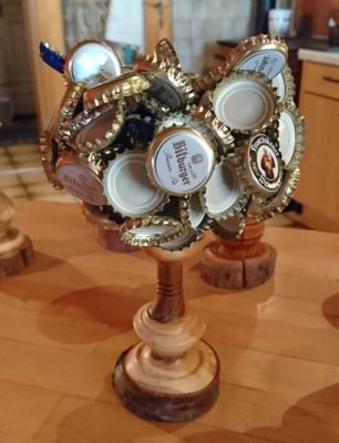 Magnete ad anello come albero della birra