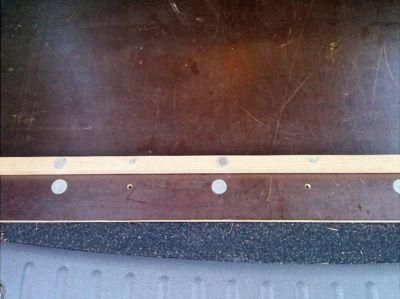 Ampliamento dello spazio di carico grazie ai magneti